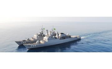 CONSUB utilizará tecnologia da Curtiss-Wright para modernização do Sistema de Gerenciamento de Combate das fragatas Classe Niterói