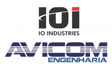 Mais uma nova parceria saindo do forno, Avicom e IO Industries!!